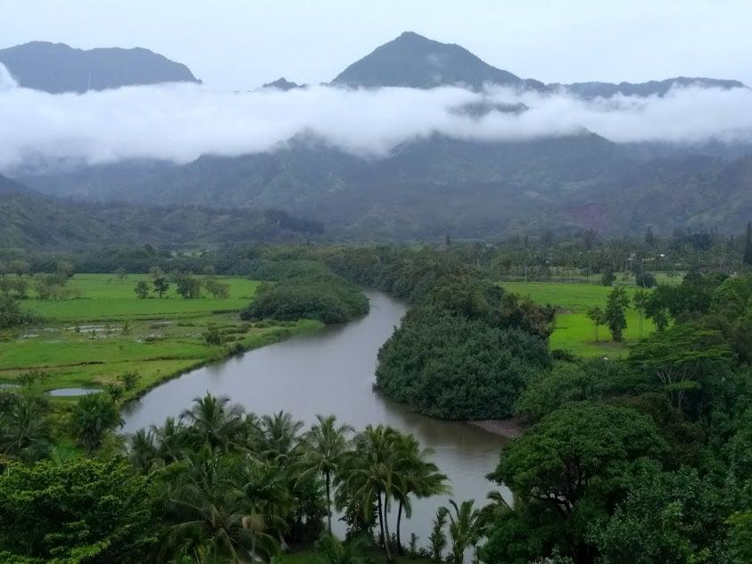 kauai fog